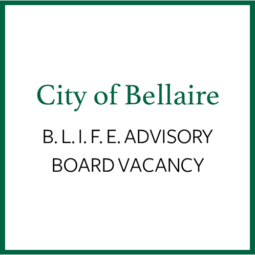 BLIFE Vacancy Image