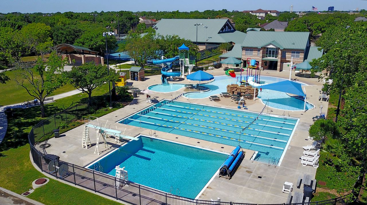BELLAIRE AQUATIC CENTER