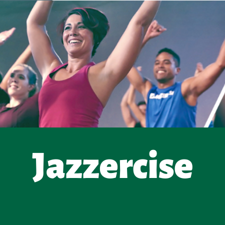 Jazzercise (Opens in new window) Opens in new window