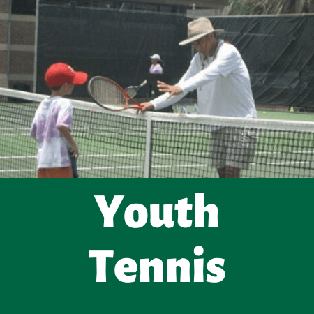 Youth Tennis  Opens in new window