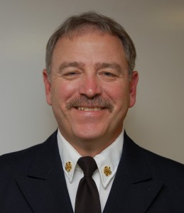 Fire Chief Darryl Anderson